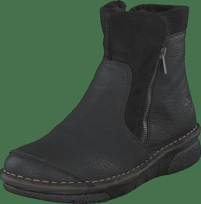 Rieker - 73381-00 Black