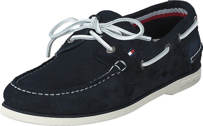 Tommy Hilfiger - Classic Boatshoe Knot 1b Midnight