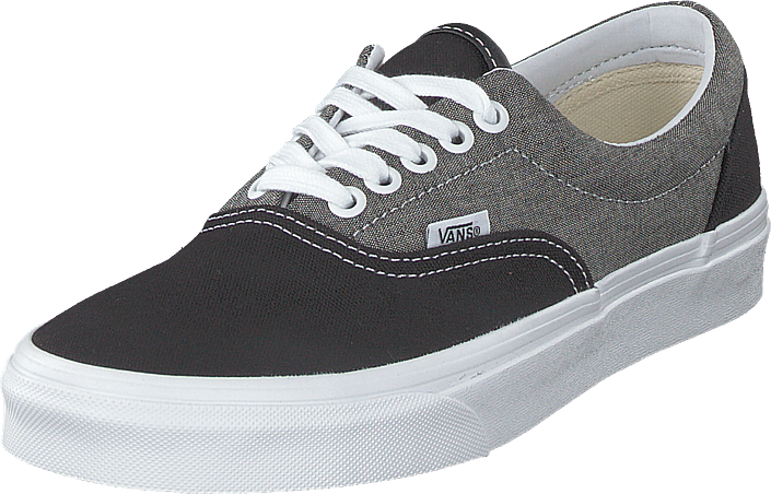 Vans - Ua Era (chambray) Canvas Black/t