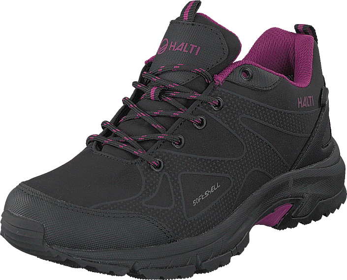 Halti - Caima Low Dx W Trekking Shoe Black