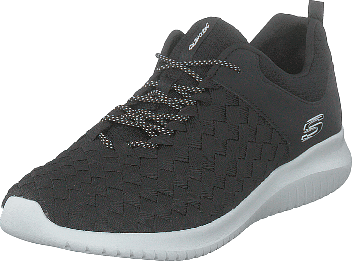 Skechers - Ultra Flex - Weave Away Bkw