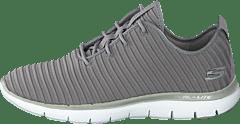 sale retailer 85b37 b94c0 Skechers - Flex Appeal 2.0 Gry