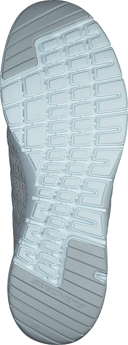 Kjøp Skechers Flex Appeal 3.0 Ltgy sko Online | FOOTWAY.no