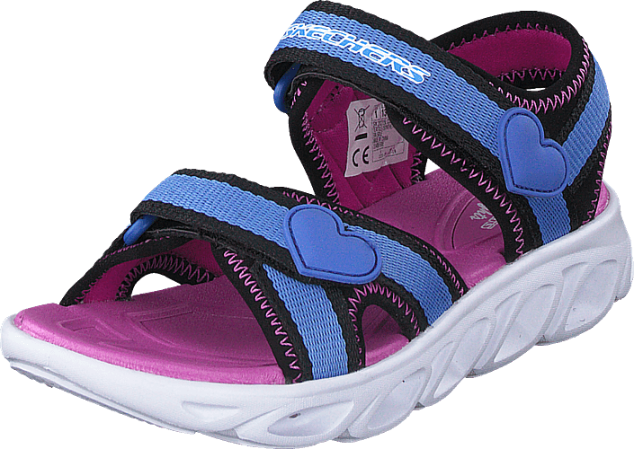 Skechers - Girls Hypno - Flash 3,0 Sandal Bkbl