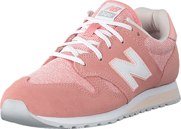New Balance - Wl520tlc White Peach/pink Mist
