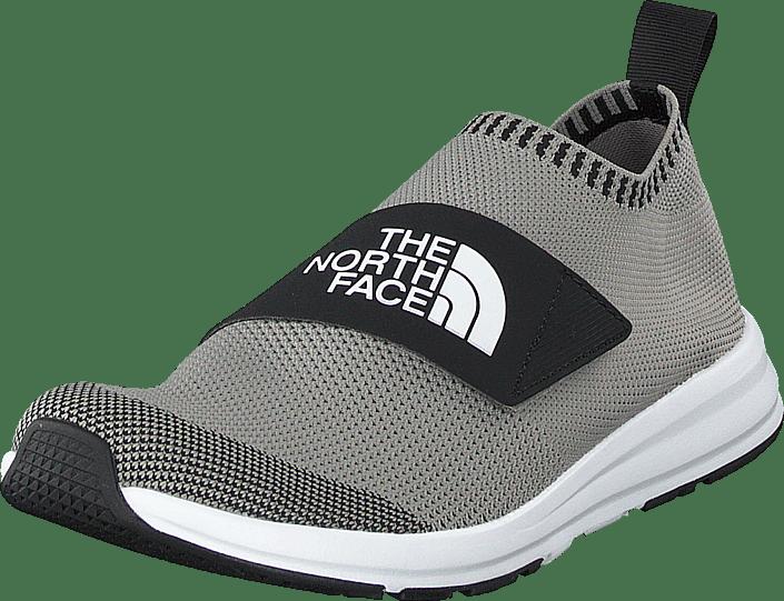 The North Face - Men's Cadman Moc Knit Silt Grey/tnf Black