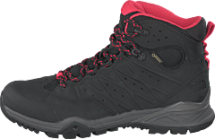 Hedgehog Hike Ii Mid Gtx Tnf Black/atomic Pink