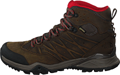 Men's Hedgehog Hike Ii Mid Gtx Bone Brown/rage Red