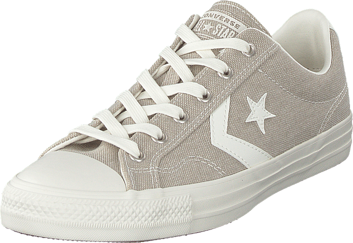 8025feed7c26 Buy Converse Star Player Papyrus egret egret grey Shoes Online ...