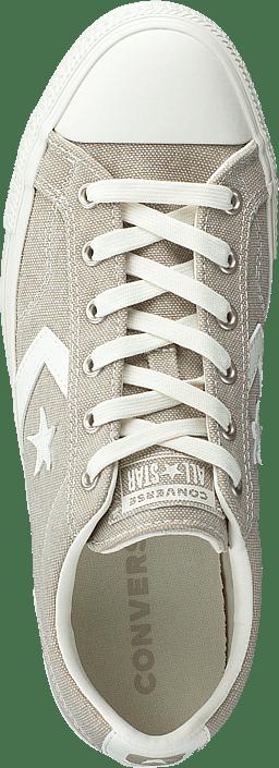 Sneakers Online 60169 00 Papyrus Og Grå egret Sportsko egret Køb Star Player Converse Sko qgwZTp