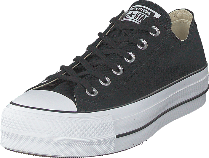 Converse - Chuck Taylor All Star Lift Ox Black/white/black