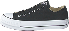 Chuck Taylor All Star Lift Ox Black/white/black