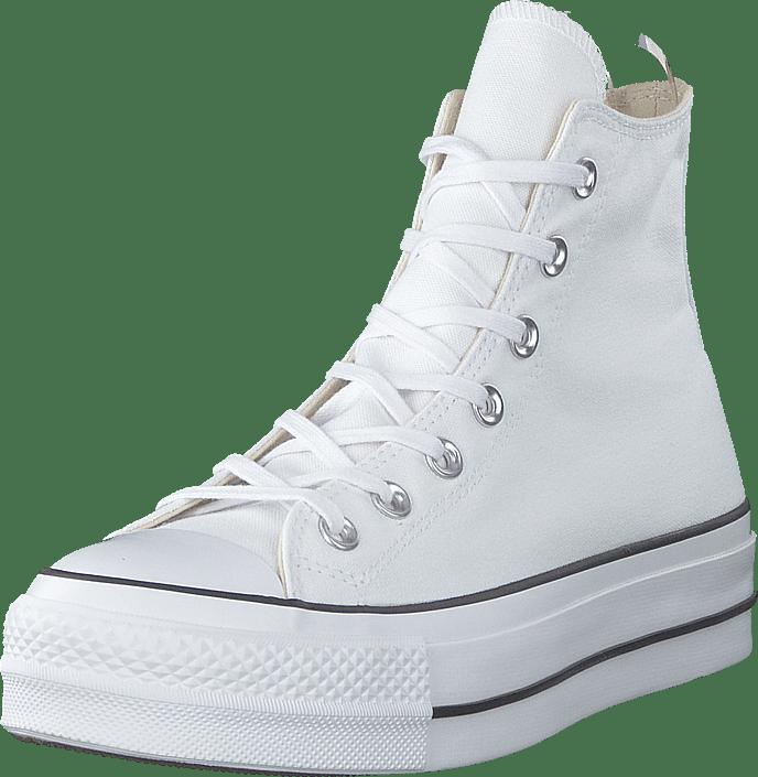 Og white Hvide Lift White Hi Converse Sko 05 Chuck Online Taylor Køb Sneakers black All Sportsko Star 60169 qFAv61vzBw
