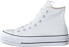 online store 93c75 153ab Converse - Chuck Taylor All Star Lift Hi White black white