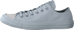 Chuck Taylor All Star Ox Wolf Grey/wolf Grey/silver