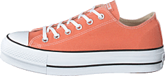 Chuck Taylor All Star Lift Ox Desert Peach/white/black