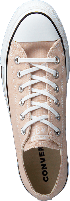 Chuck Taylor All Star Lift Ox Particle Beige/white/black