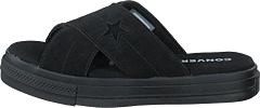 One Star Sandal Black/black/black