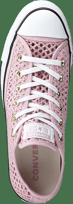 CHUCK TAYLOR Sneakers plum chalkwhiteblack