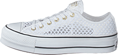 Chuck Taylor All Star Lift Ox White/white/black