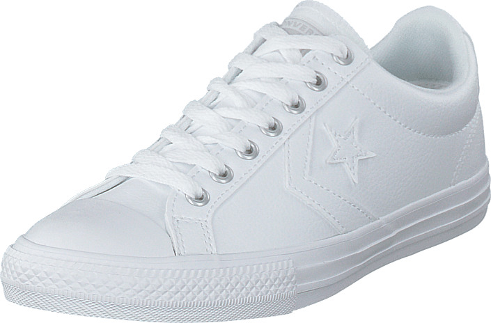 Converse - Star Player Ev White/white/white