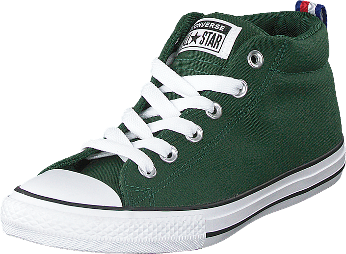 781b67e739a3 Buy Converse Chuck Taylor All Star Street Green green Shoes Online ...