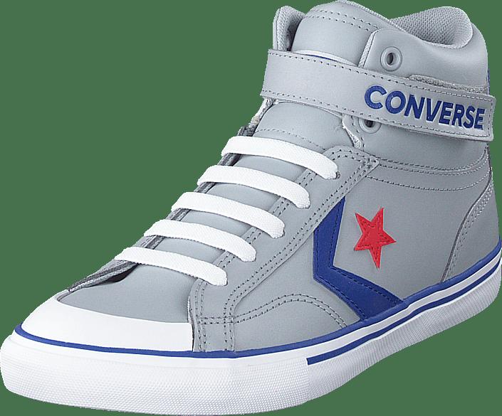 Converse - Pro Blaze Strap Ltr Hi Grey