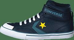 factory price 9f229 404d7 Converse - Pro Blaze Strap Ltr Hi Navy