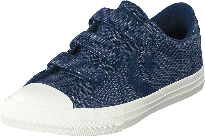 Converse - Star Player 3v Navy/egret/brown