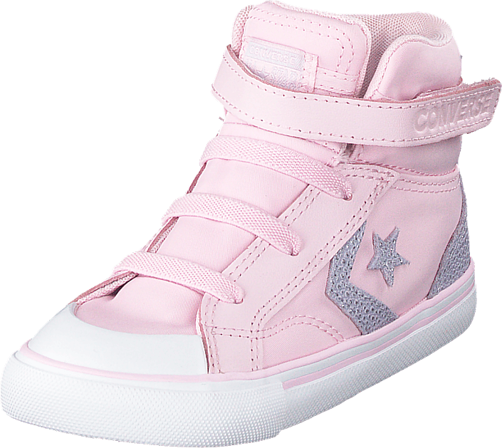 Converse - Pro Blaze Strap Ltr Hi Pink