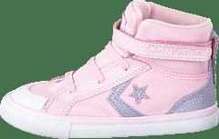 cheap for discount 81e09 b495e Converse - Pro Blaze Strap Ltr Hi Pink