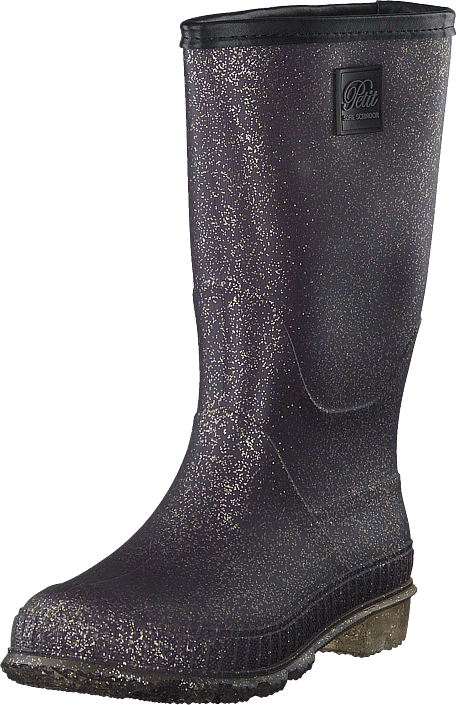 Petit by Sofie Schnoor - Boot Rubber W. Lining Purple