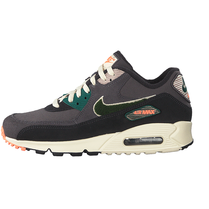 Air Max 90 Premium Oil Greyrainforestcream