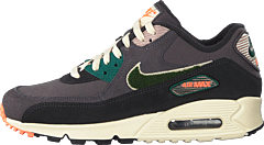 buy popular b7a88 2a7e0 Nike - Air Max 90 Premium Oil Grey rainforest cream