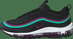 big sale f2180 1a371 Nike - W Air Max 97 Black bright Grape-emerald