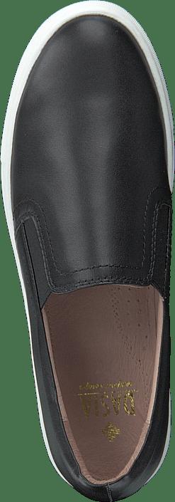 Starlily Black Leather