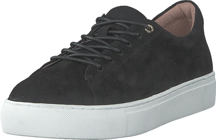 Starlily Lace Up Black