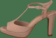 6dbc20e4c884 Sandaletter Med Lave Hæler - Nordens største utvalg av sko