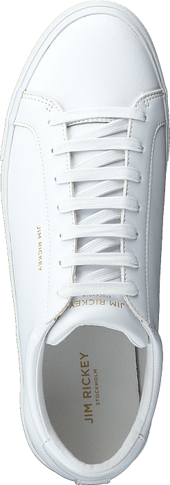 Chop - Leather White/white