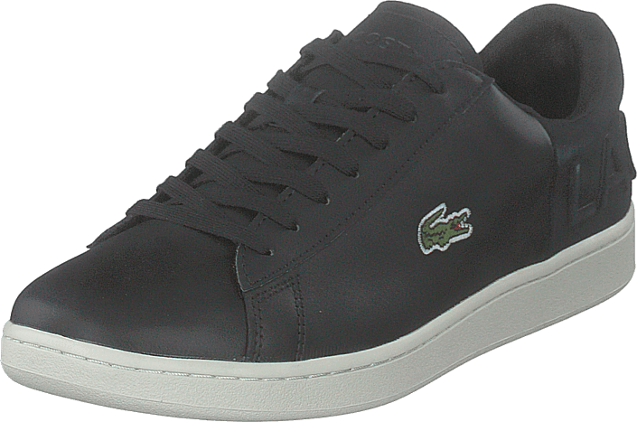 Lacoste - Carnaby Evo 418 1 Blk/off Wht