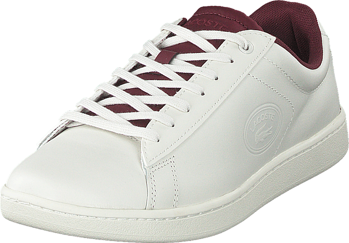 Lacoste - Carnaby Evo 418 2 Off Wht/burg