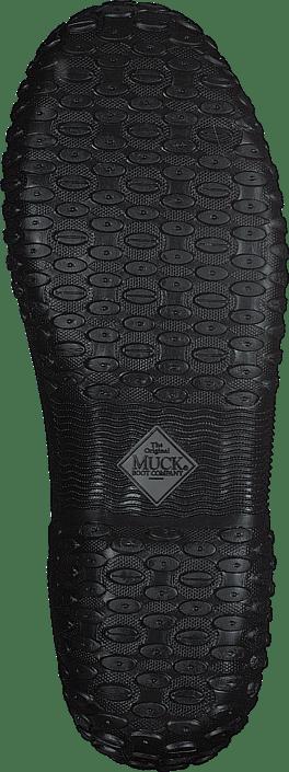 Muckboot - Muckster Ii Mid Black/rose