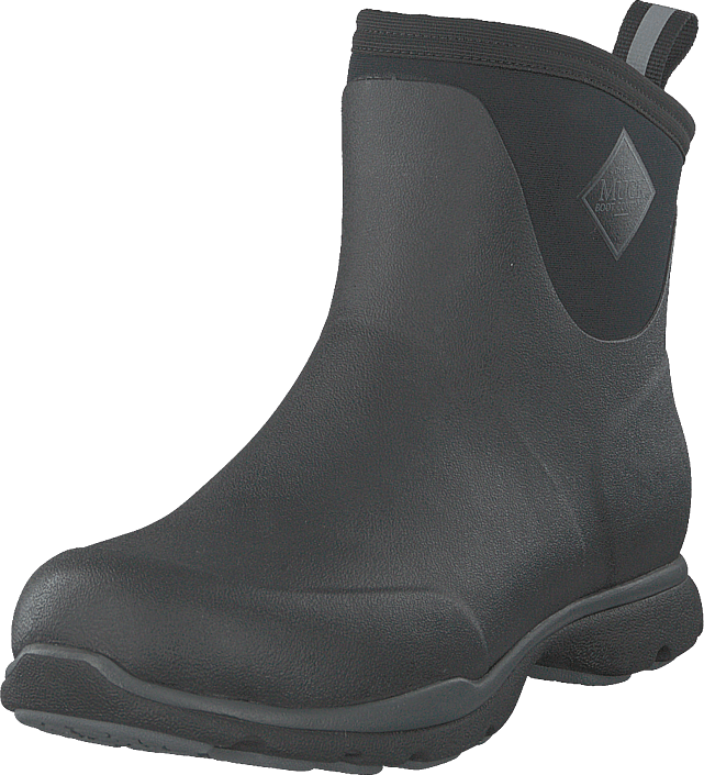 Muckboot - Excursion Ankle Black