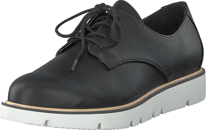 Bianco - Laced Up Shoe Jfm18 Black