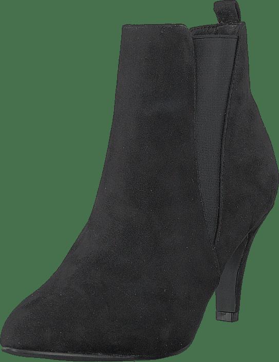 Low Heel Chelsea Black