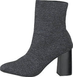 Biaellie Knit Boot Black 5