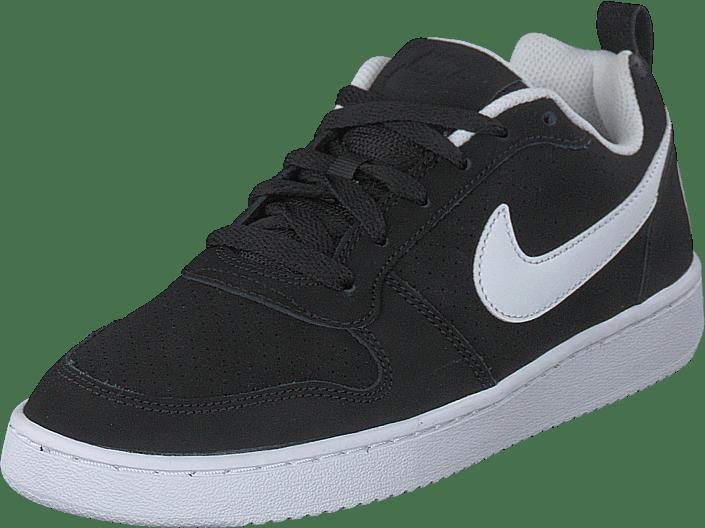 Nike - Court Borough Low Black/white