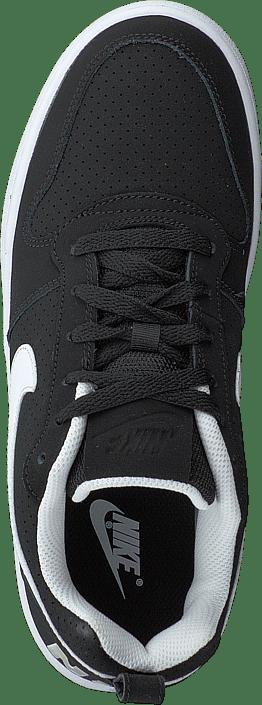 hot sale online b687e 5e42c Nike - Court Borough Low Black white