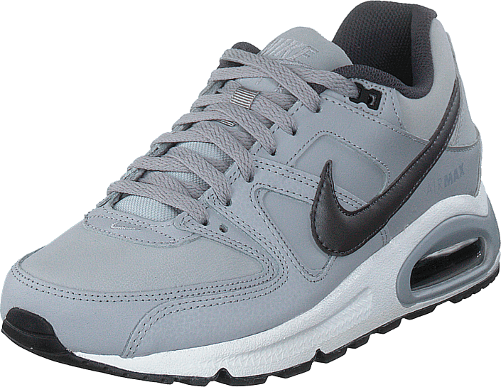 Nike - Air Max Command Leather Wolf Grey/metallic Dark Grey