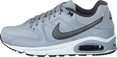 Air Max Command Leather Wolf Grey/metallic Dark Grey